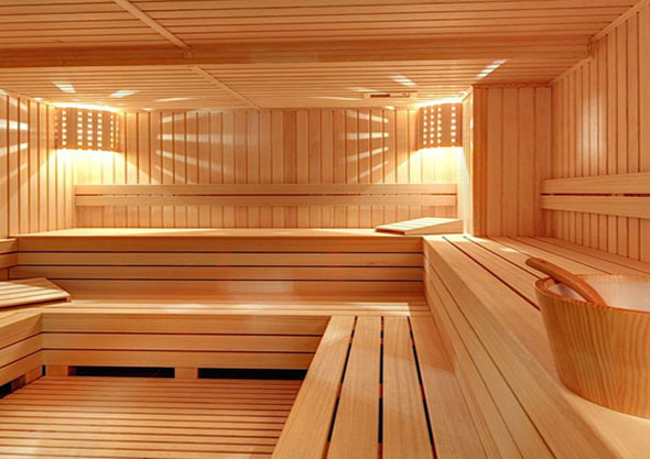 Traditional Sauna Bath