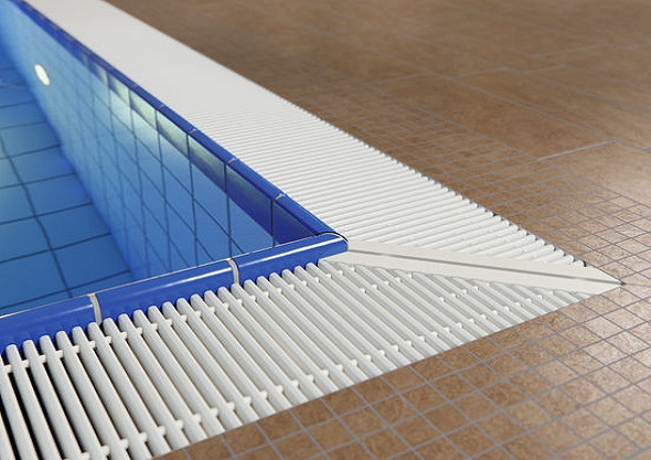 Swimming Pools Accessories Double Lock