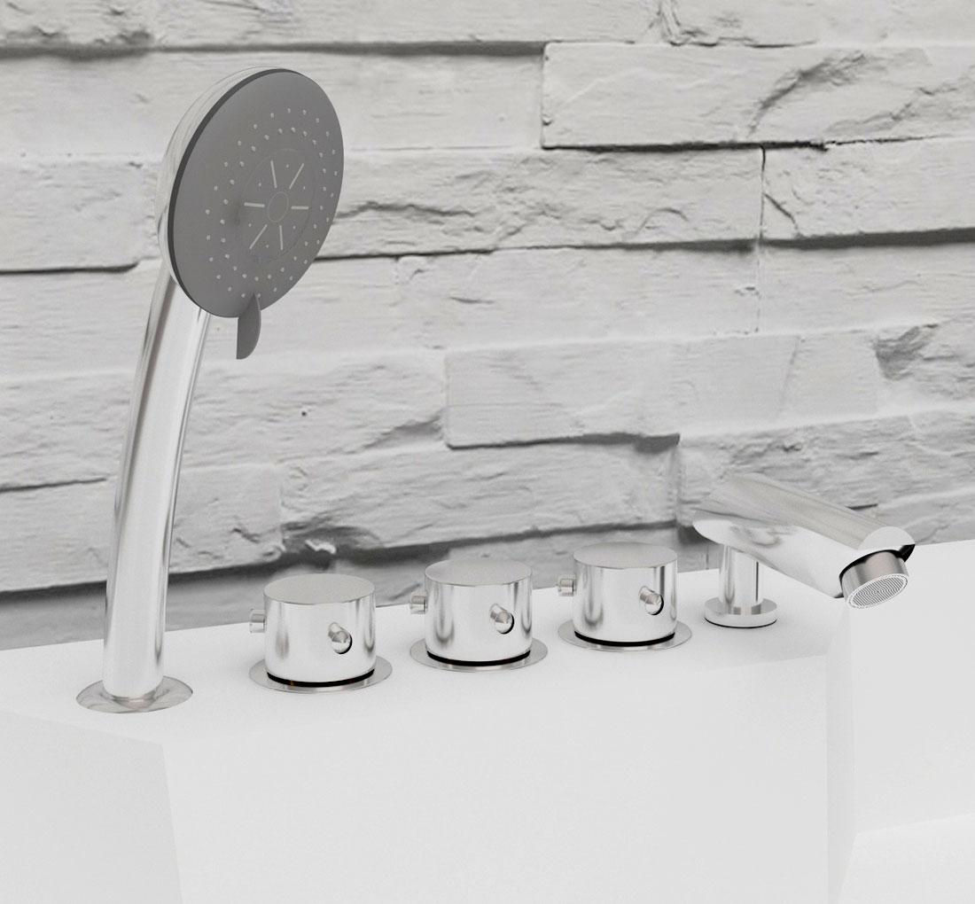 Bathtub Filler - L