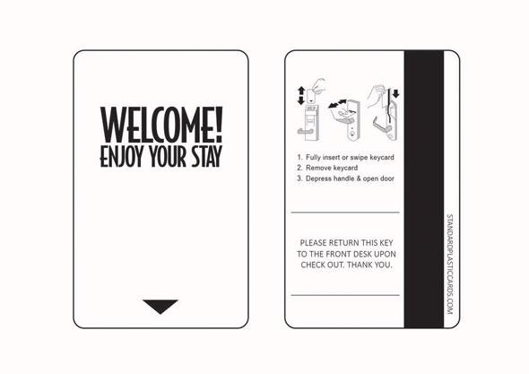 Magnetic-Key-Card