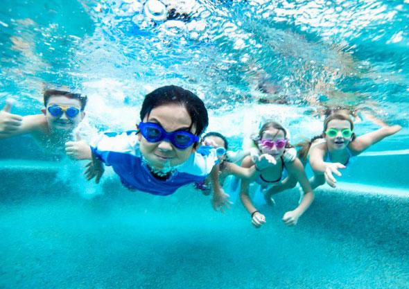 Civil Swimming Pool